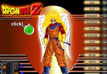 Dragon Ball Warriors Creator Gameplay