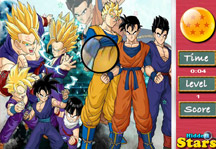 Dragon Ball Z Hidden Stars Gameplay