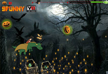 Dragon Ball Halloween Gameplay