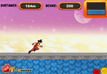 Dragon Ball Z Snakeway Gameplay
