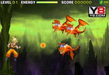 Dragon Ball Z Dark Day Gameplay
