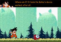 Dragon Ball RPG Episode 1 Gameplay