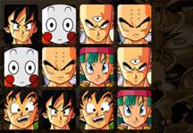 Goku Memory Gameplay