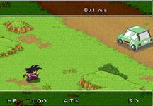 Dragon Ball Z Super Gokuden Totsugeki-Hen Gameplay