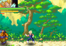 Dragon Ball Fierce Fighting 4.0 Gameplay
