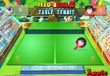 Dragon Ball Z Table Tennis Gameplay
