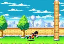 Flappy Goku Gameplay