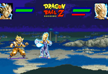 Dragon Ball Z Power Level Demo Gameplay