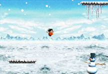 Dragon Ball Winter Adventure Gameplay