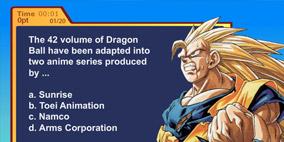 Dragon Ball Trivia Quiz