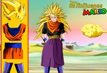 Goku Dress Up 5 Gameplay