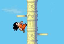 Dragon Ball Korin Tower Gameplay