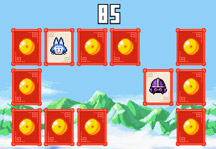 Dragon Ball Memory Gameplay