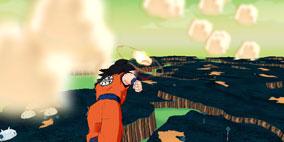 Dragon Ball Z Battle of ZEQ2