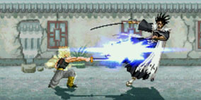 Dragon Ball Z vs Bleach Mugen