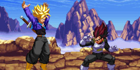 Dragon Ball Z Mugen Project 2016
