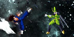 Dragon Ball Z Retro Battle X2