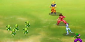 Dragon Ball Z Legacy of Team Four Star