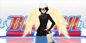 Rukia Dress Up