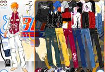 Ichigo Dress Up Gameplay