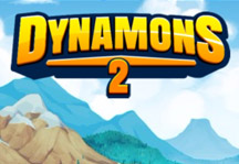 Dynamons 2 Title Screen