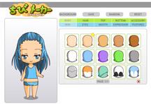Anime Maker Gameplay