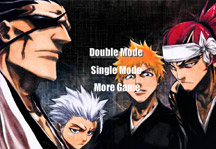 Bleach Fight Title Screen