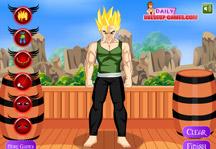 Gohan Training Dress Up 2 Gameplay