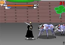 Bleach Fighting Gameplay