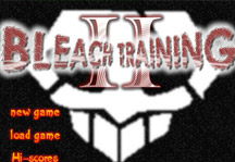 Bleach Training 2 Title Screen