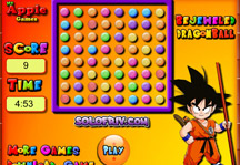Bejeweled Dragon Ball Gameplay