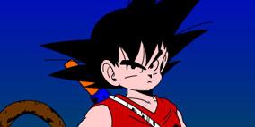 Goku Coloring
