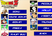 Dragon Ball Z Soundboard Gameplay