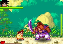DBZ Fierce Fighting 1.1