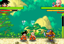 Dragon Ball Fierce Fighting 1.6 Gameplay