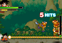 DBZ Fierce Fighting 1.7