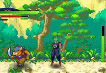 DBZ Fierce Fighting 2.4