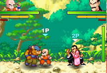 Dragon Ball Fierce Fighting 1.8 Gameplay