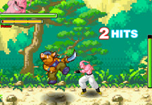 Dragon Ball Fierce Fighting 2.7 Gameplay