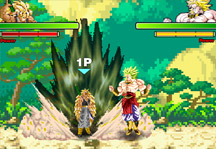 Dragon Ball Fierce Fighting 3.0 Gameplay