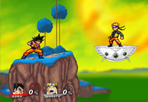 Super Smash Flash 2 0 9 - Play online - DBZGames org