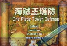 One Piece Tower Defense Gameplay
