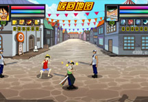 One Piece Flash Game Gameplay