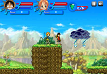One Piece Exotic Adventure 3 Gameplay