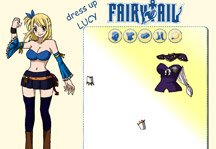 Dress Up Lucy Gameplay