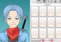 Mega Anime Avatar Creator - Play online - DBZGames org