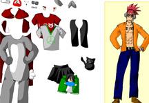 Renji Dress Up Gameplay