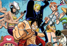 One Piece Hidden Alphabets Gameplay