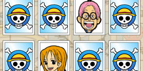 One Piece Memory Game