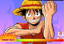 Luffy Boxing Challenge Gameplay